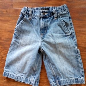 Boys Old Navy Denim Shorts sz 7
